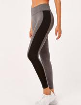 Contrast Full Length Leggins