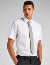 Mens Premium Non Iron Corporate Shirt Short Sleeve