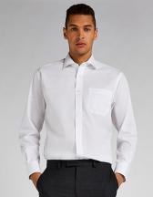 Mens Premium Non Iron Corporate Shirt Long Sleeve