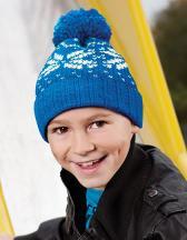 Junior Fair Isle Snowstar® Beanie