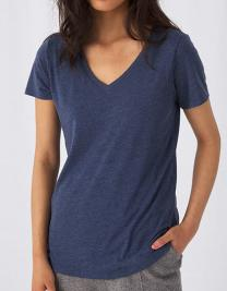 V-Neck Triblend T-Shirt /Women