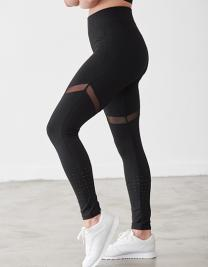 Ladies` Panelled Legging