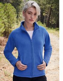 Ladies Full-Zip Fleece