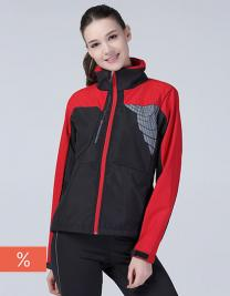 Ladies` 3 Layer Softshell Jacket
