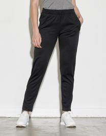 Ladies Slim Leg Training Pants