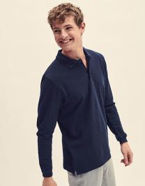 Premium Long Sleeve Polo