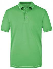 Men`s Elastic Polo