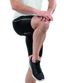 Mens Bodyfit Base Layer Shorts