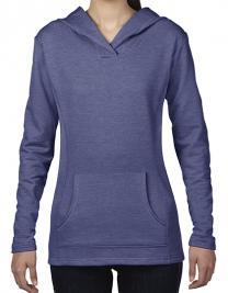 Women´s Crossneck Hooded Sweatshirt