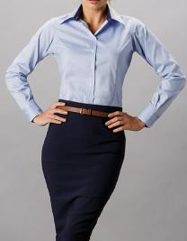 Tailored Fit Contrast Premium Oxford Shirt