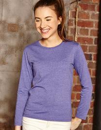 Langarm HD T-Shirt für Mädchen