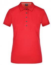 Ladies` Pima Polo