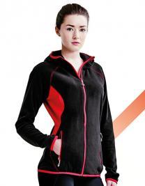 Women`s Seoul Hooded Fleece Jacket