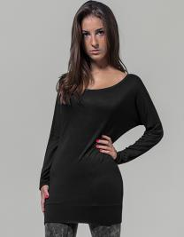 Ladies` Viscose Longsleeve