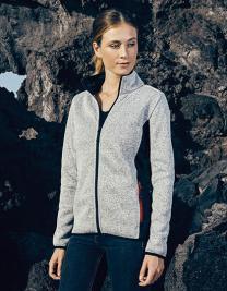Women`s Knit Jacket Workwear