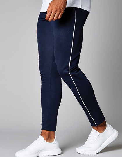 Piped Slim Fit Track Pant
