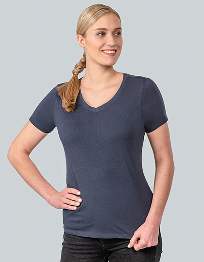 Women´s Luxury V-Neck Tees