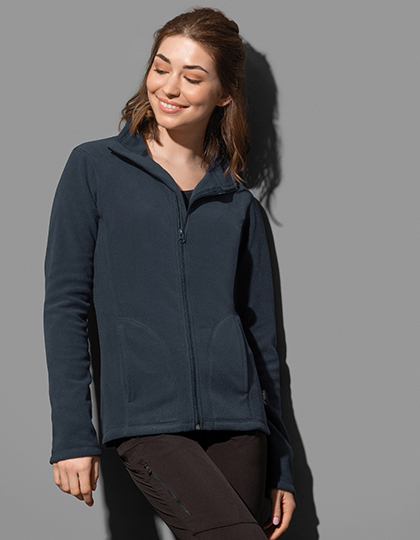 Active Fleece Jacket for women