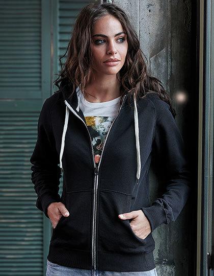 Ladies` Urban Zip Hoodie