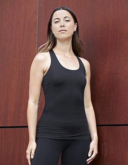 Ladies` Racer Back Vest