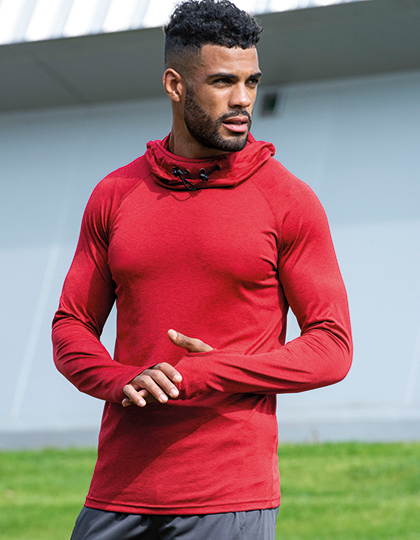 Men´s Cool Cowl Neck Top